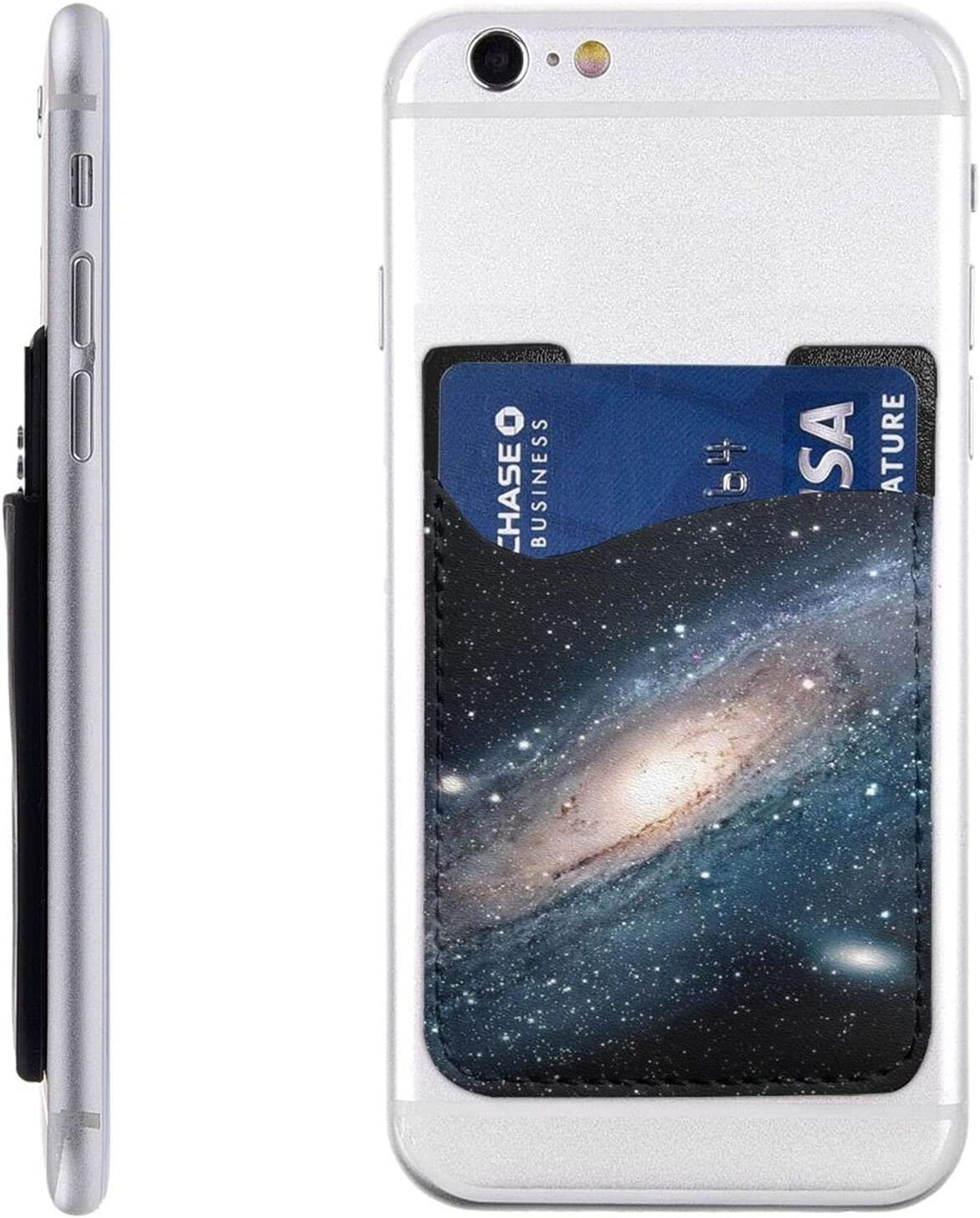 Galaxy Universe Stars Easy-to-use OFFicial shop Outer Space Card S Phone Holder Cell