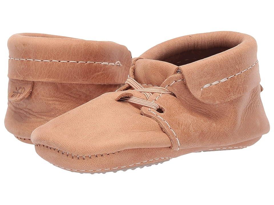 Freshly Picked Mini Sole Oxfords (Infant/Toddler) (Cedar) Boys Shoes