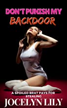 Don't Punish My Backdoor! (Caught! Book 1)