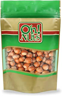 Hazelnuts (Filberts) in Shell 2 Pound Bag - Oh! Nuts