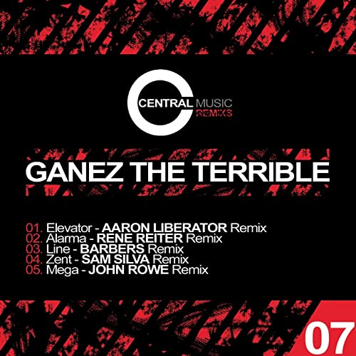 Alarma (Rene Reiter Remix) by Ganez The Terrible on Amazon ...