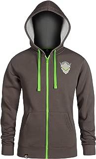 JINX Overwatch Ultimate Genji Zip-Up Hoodie