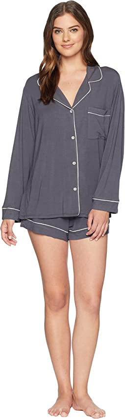 Gisele - Long Sleeve Short and PJ Set
