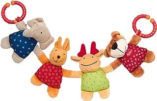sigikid kinderwagenkette Sigikid, Mädchen und Jungen, Wagenkette Tiere, Mehrfarbig, 49540