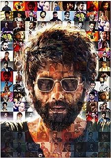 Magic Makerz's Shahid Kapoor Poster | Kabir Singh Movie Poster