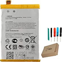 Foir Replacement Phone C11P1424 Battery for Asus Zenfone 2 Deluxe, ZE551ML, ZE550ML, ZenFone Go,ZenFone Go Dual SIM, ZB552KL, ZenFone Go Dual SIM TD-LTE