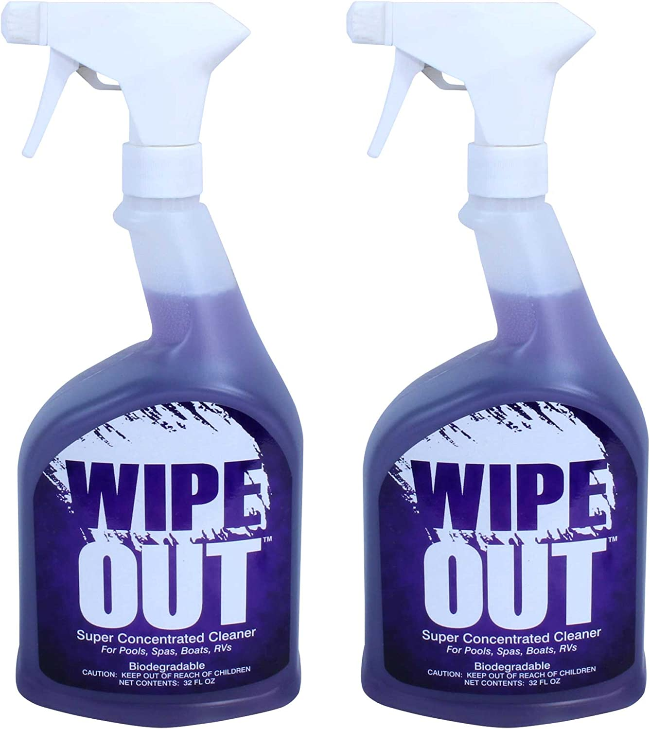 Wipe Outlet ☆ Free Shipping Out 6012-02 All Purpose Surface Attention brand Swimming Pools Cleaner for