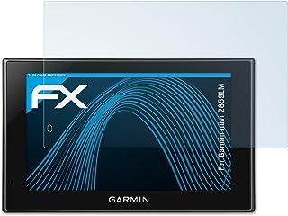 atFoliX Lámina Protectora de Pantalla Compatible con Garmin nüvi 2659LM Película Protectora, Ultra Transparente FX Lámina Protectora (3X)