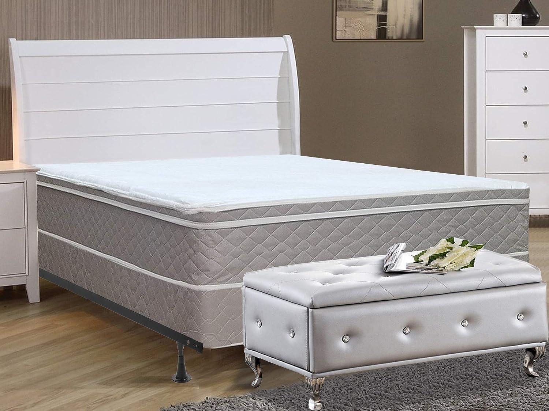 Free shipping / New Continental Sleep Regular store Medium Plush and 4