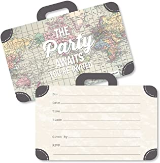Best passport birthday party invitations Reviews