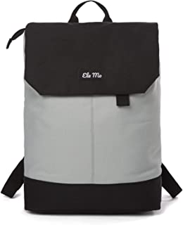 Ela Mo Rucksack Damen - Schön u. Durchdacht - Daypack mit Laptopfach & Anti Diebstahl Tasche für Ausflüge, Uni, Schule u. ...
