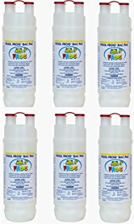 King Technology Pool Frog Mineral Purifier Replacement Chlorine Bac Pac - 6 Pack