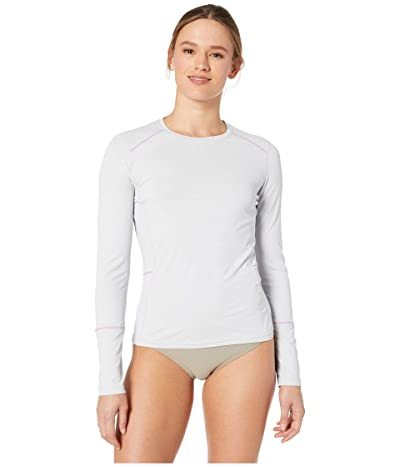 Prana Eileen Rash Guard (Silver Spray) Women