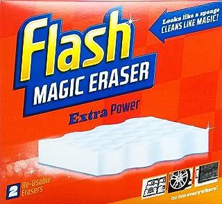 Flash Borrador mágico Extra Power - 1 x 2 reutilizables