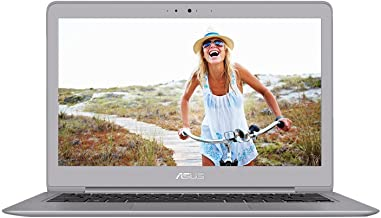 [2017 Version] ASUS ZenBook UX330UA-AH5Q 13.3-inch QHD+ Ultra-Slim Laptop (Core i5 Processor, 8GB DDR3, 256GB SSD, Windows...