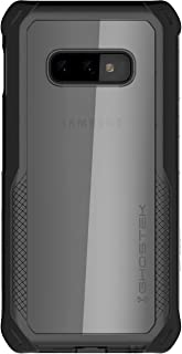 Ghostek Cloak Military Grade Shock Absorbing Case Designed for Galaxy S10e (2019) – Black