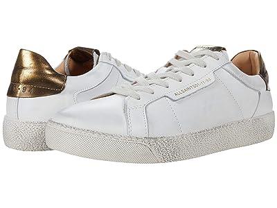 AllSaints Sheer (White/Gold) Women