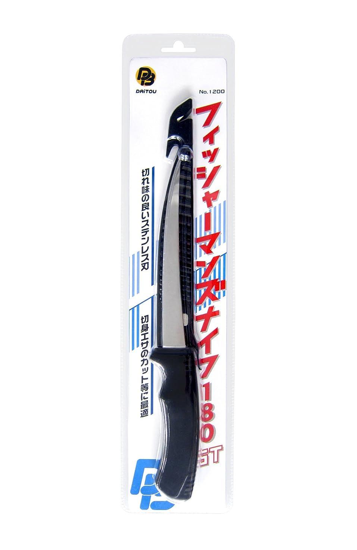 警報ブートベースDAITOU(ダイトウブク) No.1200 フィッシャーマンズナイフ180ST