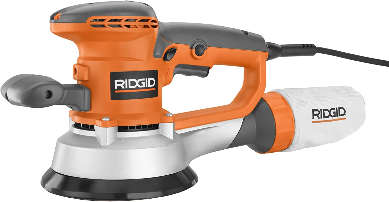 Ridgid R2611 Sander Max 81% OFF Max 57% OFF 6-Inch Orbit Random VS