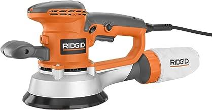 Ridgid R2611 Sander, 6-Inch VS Random Orbit Sander