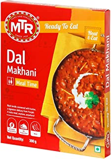 MTR Ready-To-Eat Dal Makhani, 300 g