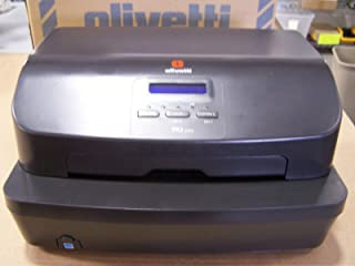 OLIVETTI PR2 Plus Printer PR2PLUS LCD PASSBOOK with ETHERNET Card