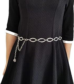 Heng Rui Fashion Waist Belt for Dress Women's Waistband Dress Belts for Party Wedding