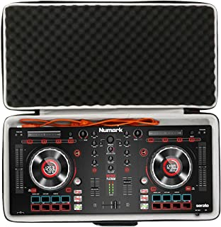 Khanka Hard Travel Case Replacement for Numark Mixtrack Pro 3 | USB DJ Controller