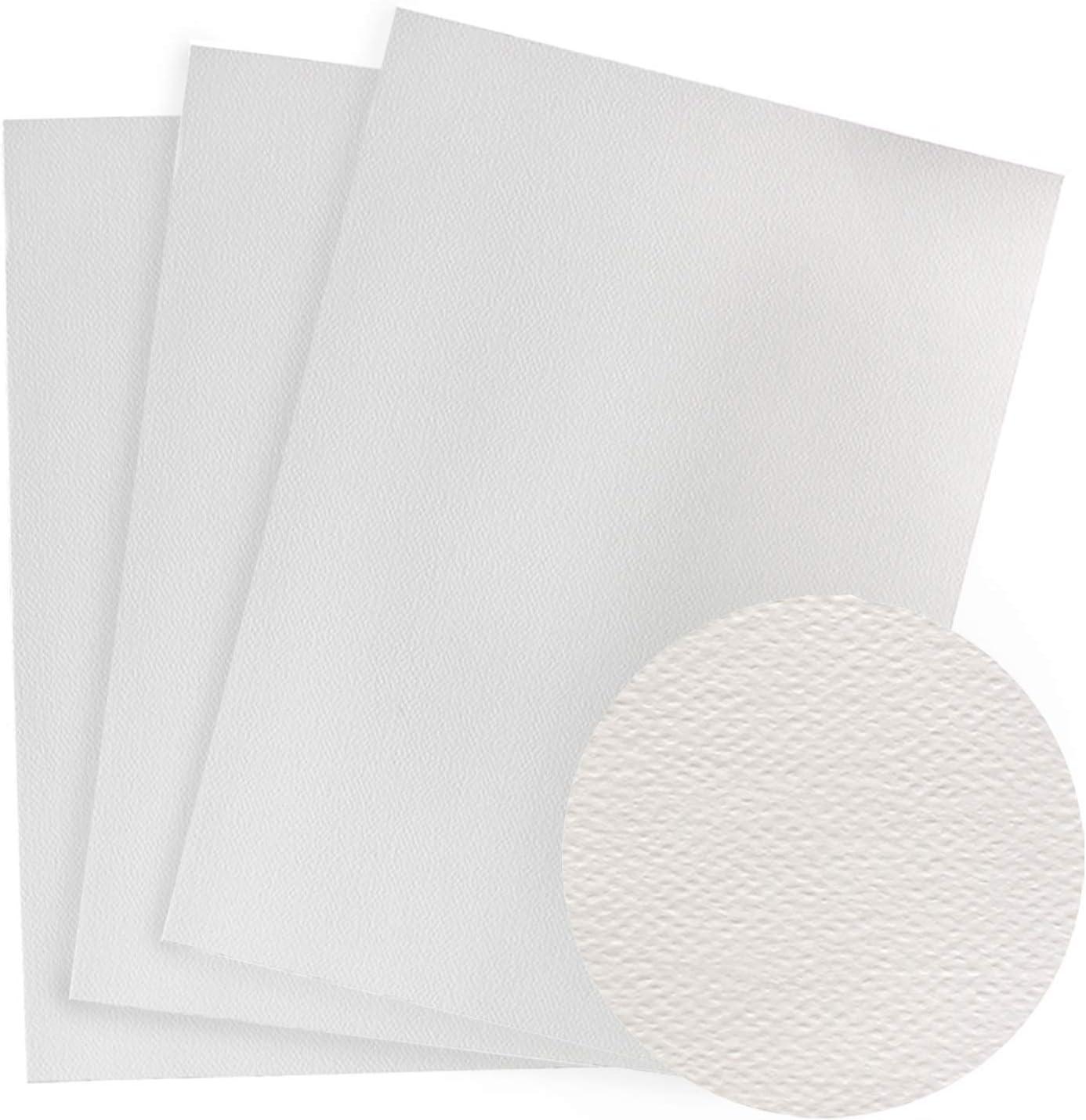 300 g//m/² A4 kaltgepresst Artway Aquarellpapier 35