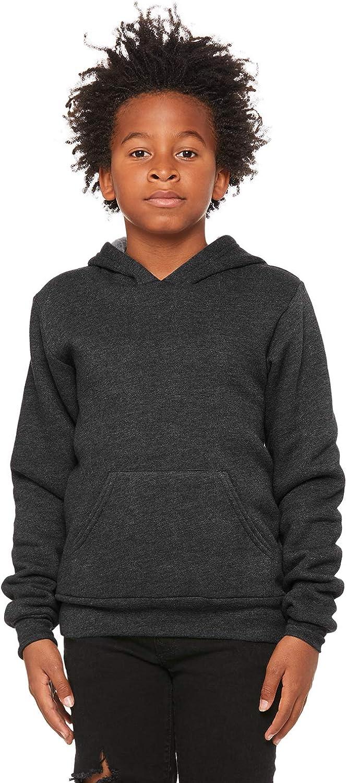 Bella Canvas Sponge Fleece Pullover Hooded Sweatshirt (3719Y)