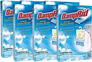 Hanging Moisture Absorber | DampRid Fragrance Free (Pack of 6)