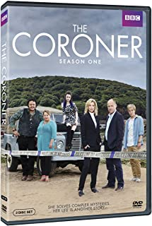 The Coroner: S1 (DVD)