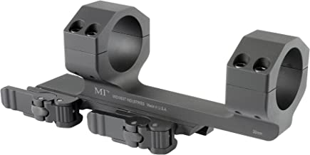 """Midwest Industries 30mm QD Scope Mount with 1.5"""" Offset"""