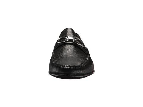 derecho Loafer Bit Charles Banco Black de de banco zapatos xwAPnpC