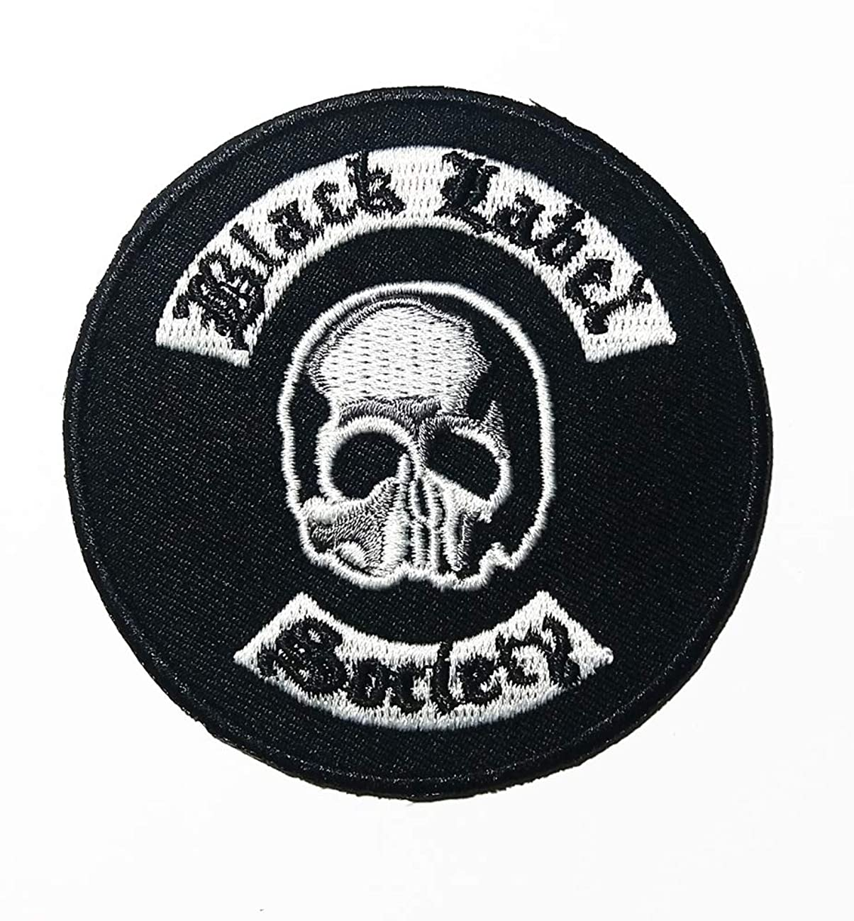 Music B Heavy Metal Hard Rock Band Music Style Logo Patch Embroidered Sew Iron On Patches Badge Bags Hat Jeans Shoes T-Shirt Applique