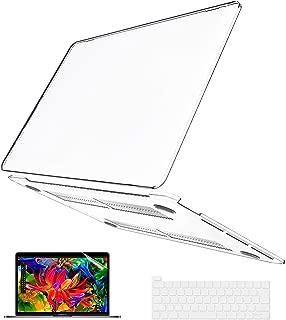 Belk MacBook Pro 16 ケース 2019-2020 [JIS キーボードカバー+液晶保護フィルム+マックブック プロ 16インチ ハードケース] (A2141)(クリア)