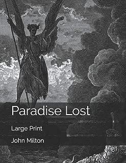Paradise Lost: Large Print