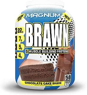Magnum Brawn, Low-Lactose Protein Mix, Chocolate