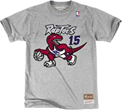 Mitchell & Ness Toronto Raptors Vince Carter HWC Retro Name and Number Tee