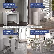 Amazon.es: mesa consola extensible - Mesas / Comedor: Hogar ...