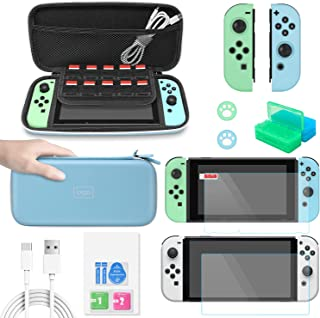 Accessories Bundle for Nintendo Switch OLED Model