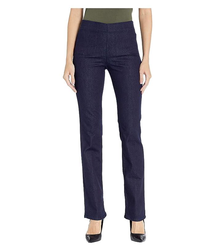 NYDJ Pull-On Marilyn Straight in Rinse (Rinse) Women's Jeans