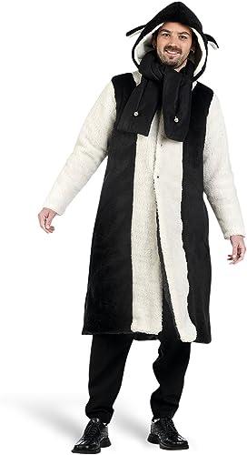 Limit Sport Agneau Mantel und Schal-Kostüm für Herren, Größe M (MA711)