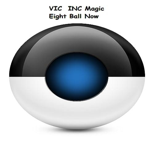 Magic Eight Ball Now