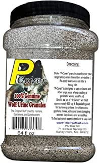 Wolf P-Cover Wolf Urine Granules Big 64 fl oz Size!