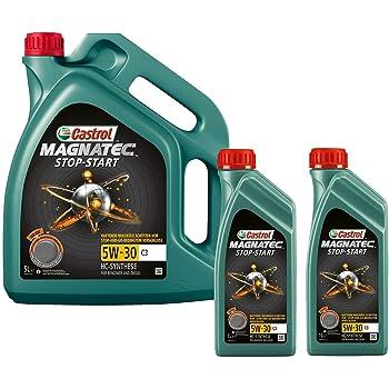 Motorenöl 5w 30 Magnatec Stop Start C3 7 L Von Castrol Set159a5c7l Öl Schmierung Motorenöl Auto