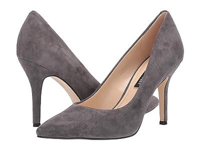 Nine West Flax Pump (Grey) High Heels
