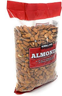 Kirkland Signature Nuts, Almonds, 48 Ounce