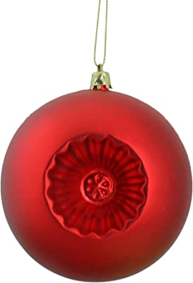 DAK Christmas Ornaments, Red