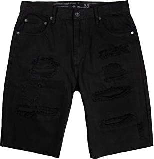 LRG Lifted Research Group Men's Denim Shorts